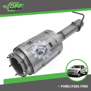 Ford F250, F350 DPF (RED 46807 / OEM 9C3Z5H221A)